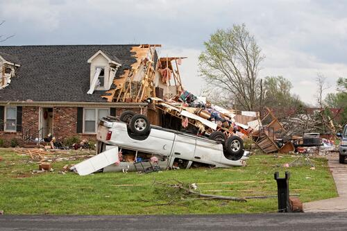 Public adjusters can help with Tornado damage claims