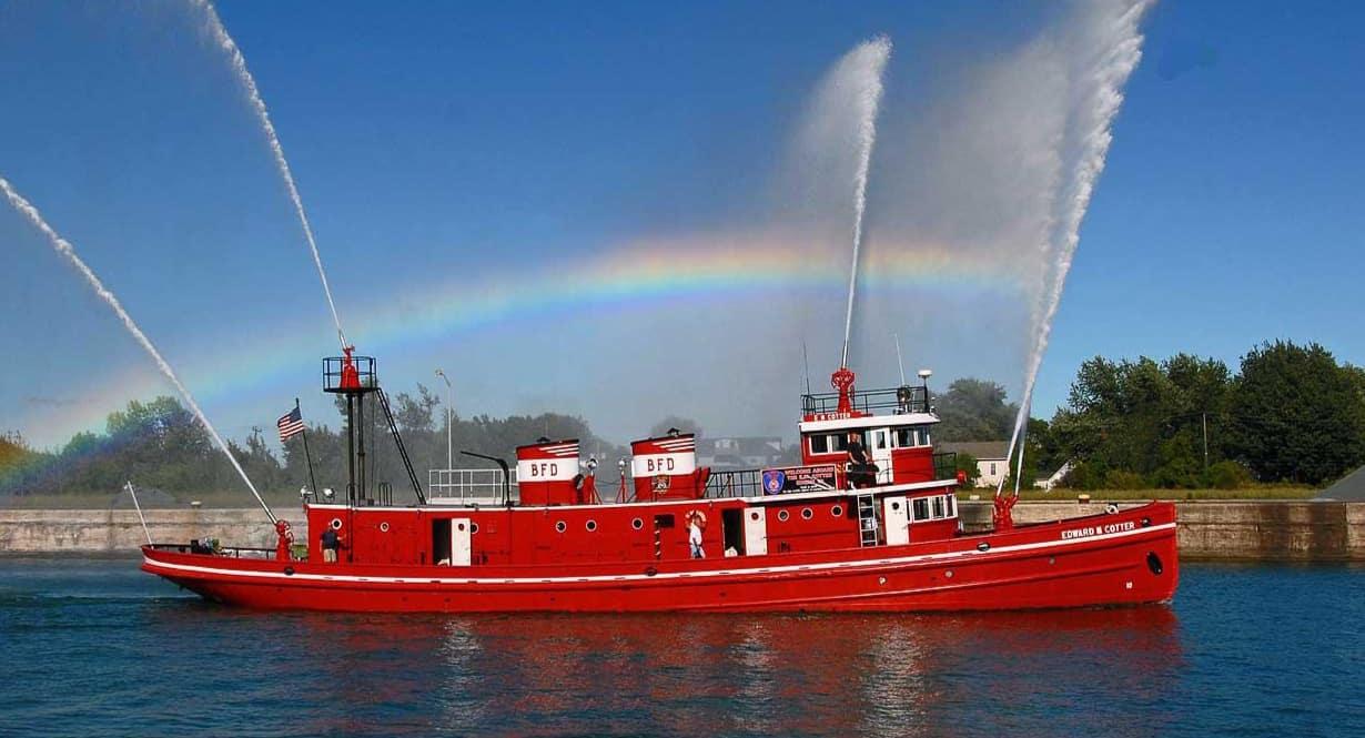 Edward M. Cotter Fireboat (Buffalo Fire Department)