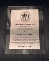 NAPIA Person of the Year