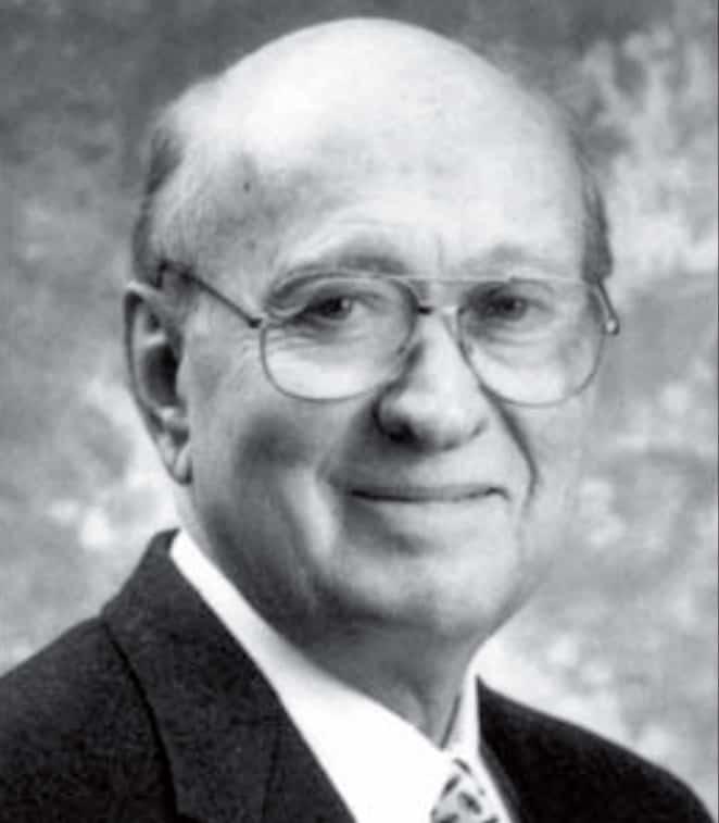 Frank R. Papa, J.D. (1926-2019) - Chairman