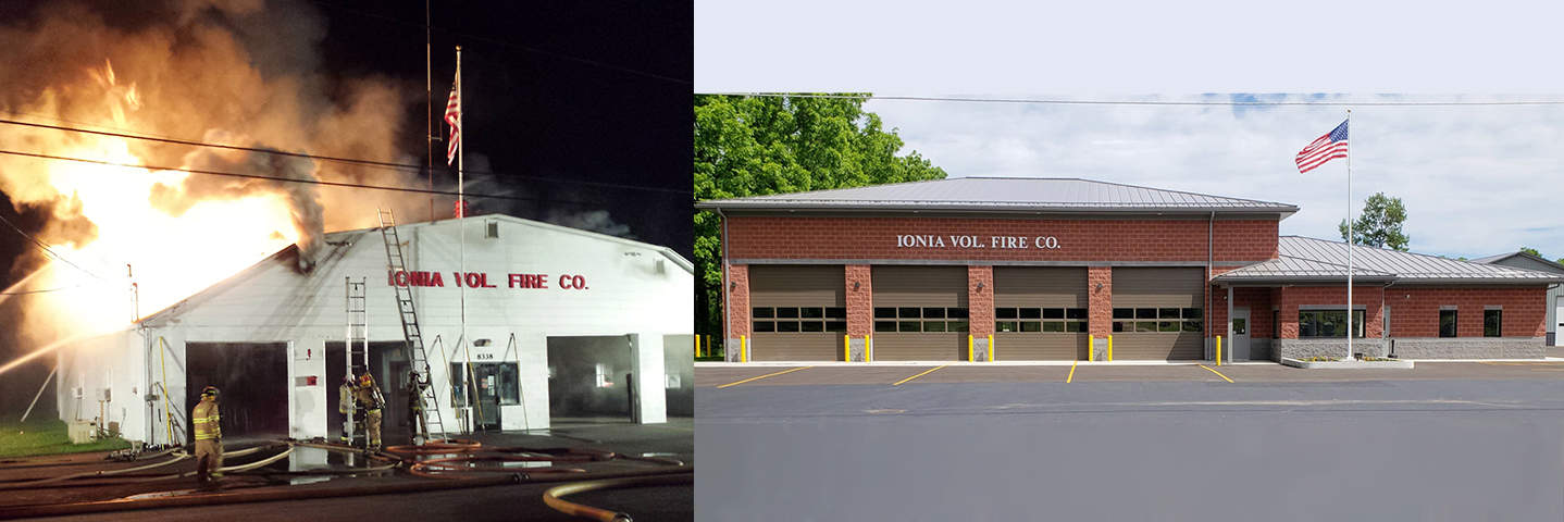 Ionia Fire Department Case Study - Before and After
