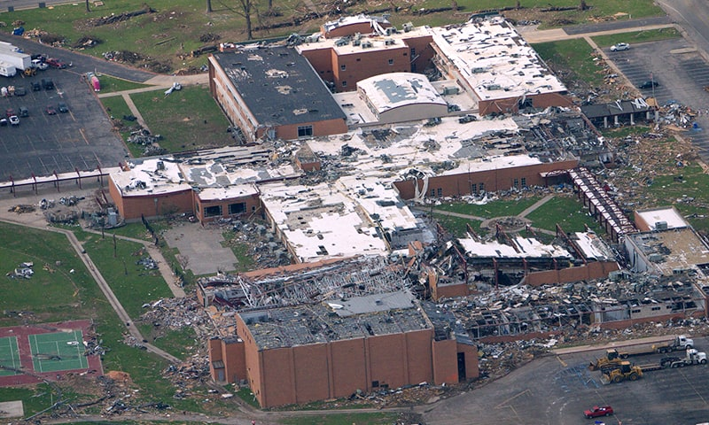 Joplin High School - Case Study