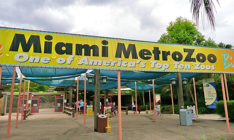 Miami Metro Zoo © Marc Averette - Wikipedia