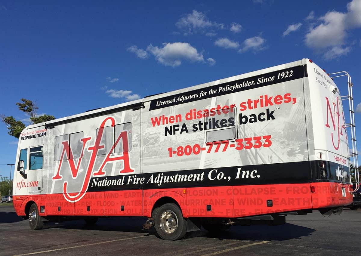 NFA Large Loss Catastrophic Response Unit
